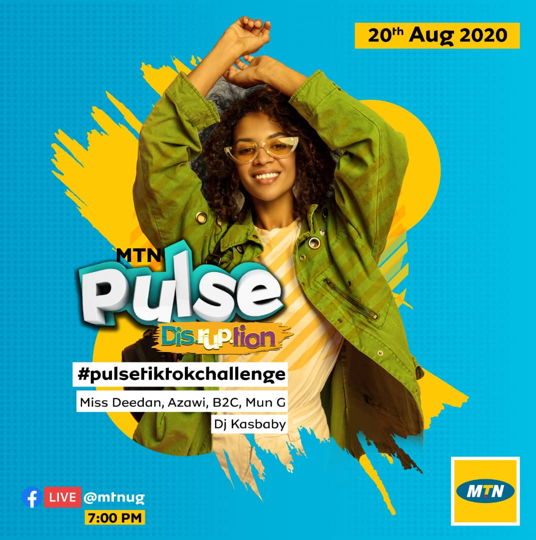 Azawi, B2C and more lined up for the MTN Pulse Tiktok Challenge Finale 1 MUGIBSON WRITES