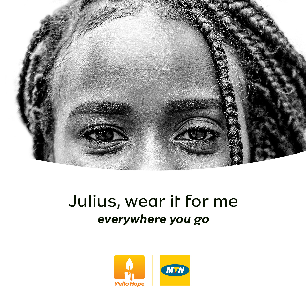 MTN rolls out 'WearItForMe' campaign across Africa to encourage wearing of face masks 1 MUGIBSON WRITES