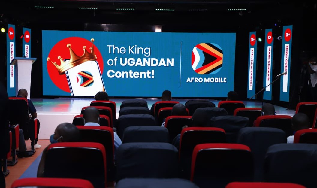 The King Of Ugandan Content - Afro Mobile Launches 1 MUGIBSON WRITES