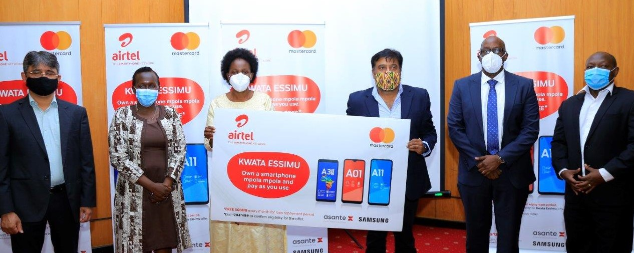 Mastercard, Samsung, Asante and Airtel Uganda partner to offer affordable Pay-on-Demand services through 'Kwata Essimu' Initiative 1 MUGIBSON WRITES