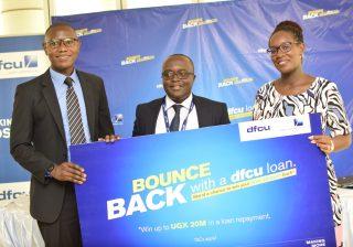 DFCU launches 'Bounce Back' loan campaign