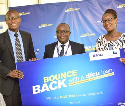 DFCU launches 'Bounce Back' loan campaign
