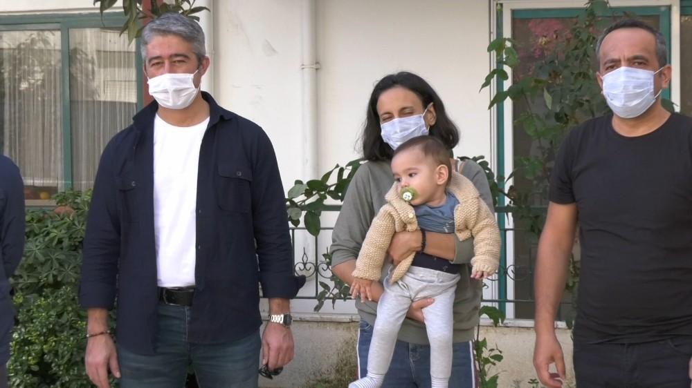 Başkan Oktay, Ayaz bebek için destek istedi