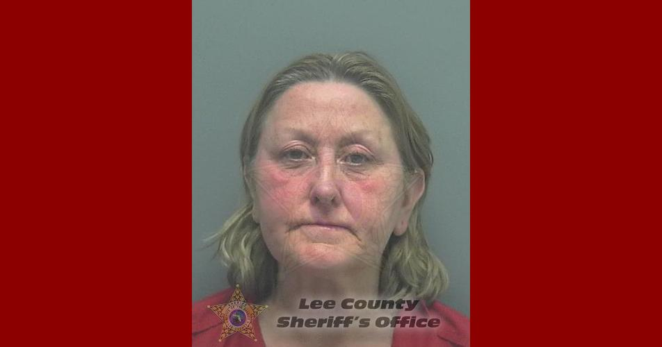 MICHELLE HARRIS of Lee County