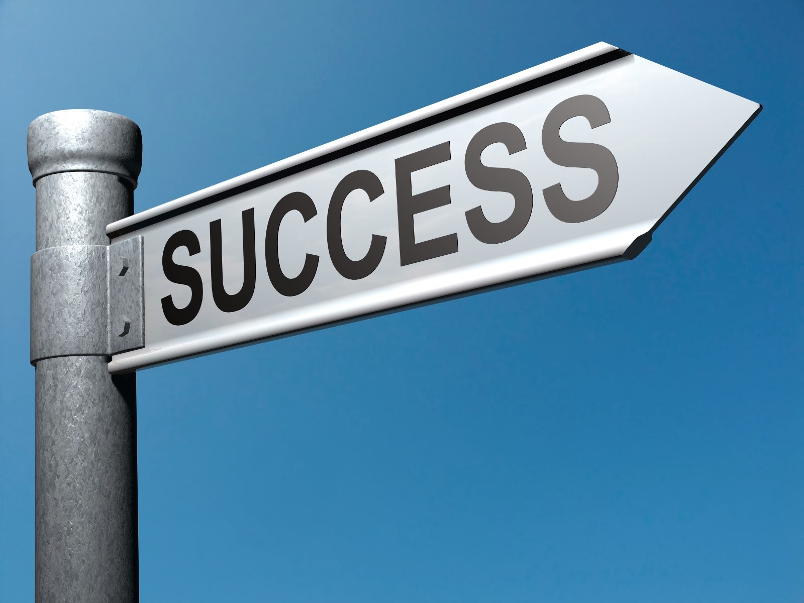 What makes people succeed in life?