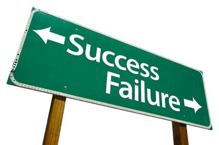 Failure in life is a personal choice