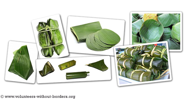 banana-leaves