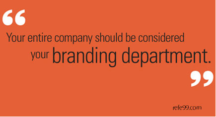 Inspiring quotes on branding