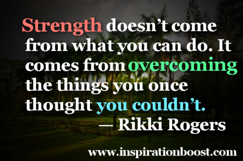 Inspiring Quotes about Strength