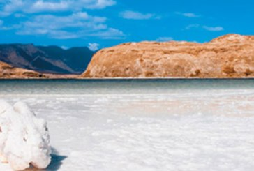 Africa Tourism: Key Salt Lakes