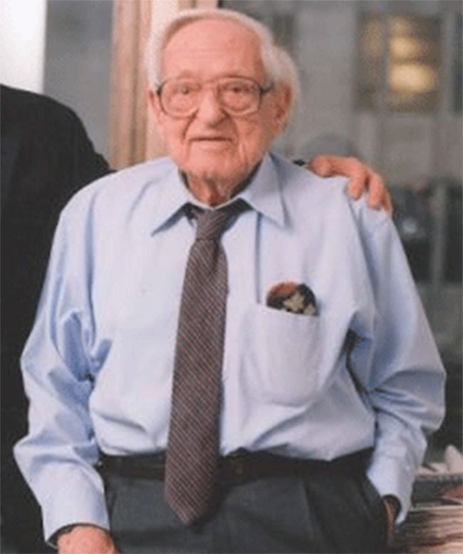 108-year-old still winning investor despite the volatility in financial market