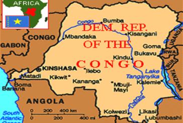 Africa Natural Resources: Democratic Republic of Congo
