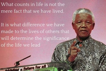 Use your resources to make a difference in lives of others