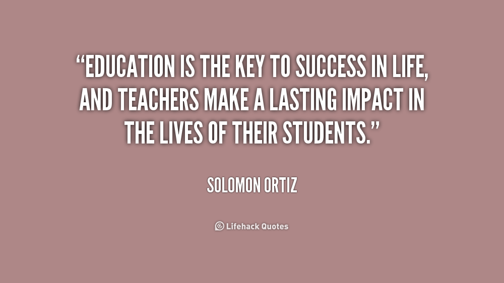 Quote About Education Stunning Inspirational Quotes On Education