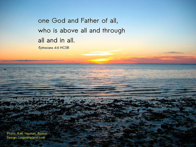 God is above everything