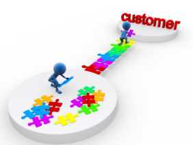Building relationship with potential customers