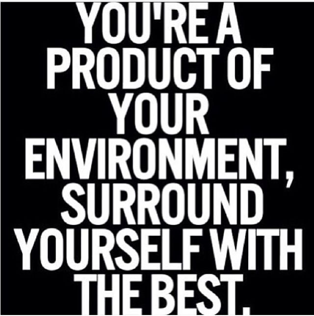 Success is about surrounding yourself with the best people