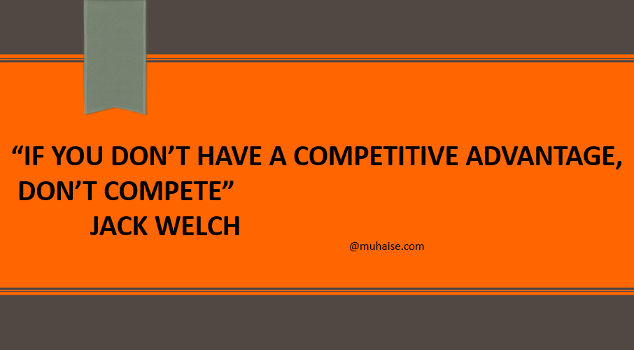 Inspirational quote on competition