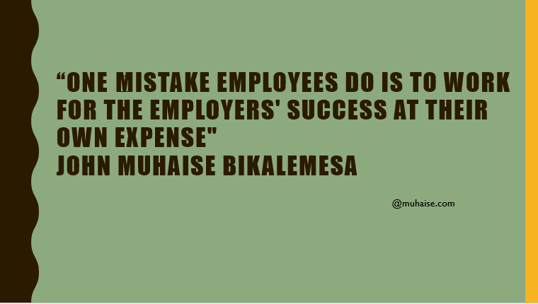 Employee-Employer success
