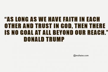 Trusting in God