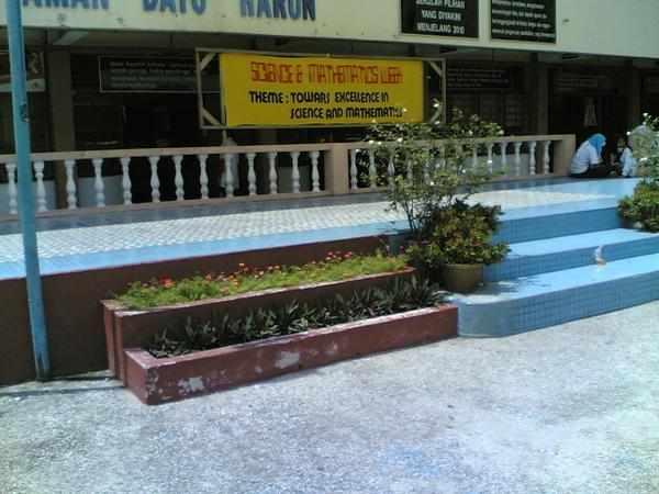 Sekolah Menengah Kebangsaan Taman Dato Harun (kenangan dulu-dulu) (2/6)