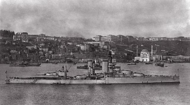 İstanbul İşgal altında.