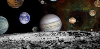 Uzay Güzelliği
