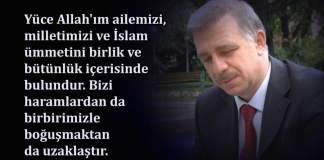 Muhammed Bozdağ Duası