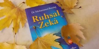 Ruhsal Zeka Muhammed Bozdağ'ın ikinci kitabı