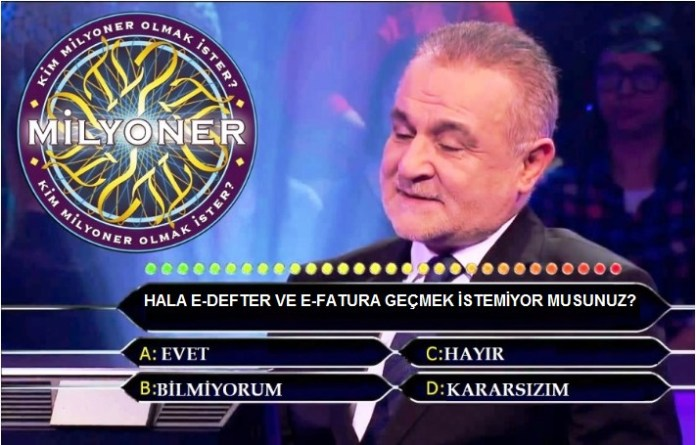 Türkiye'de Böyle Bir Yazı Yok : Elektronik Deftere Yönelik öneri ve Talepler