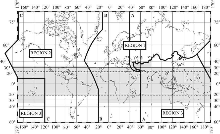 Nasa radio frequency electromagnetic spectrum management