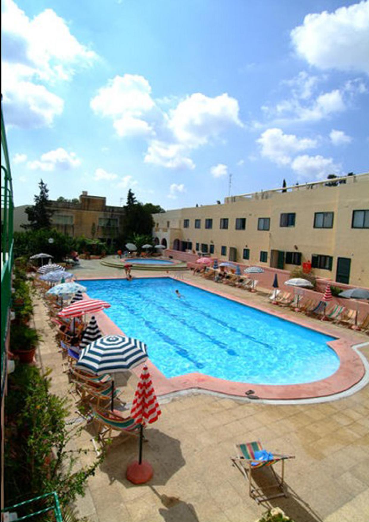 Your Summer Retreat  Malta University Residence Swimming