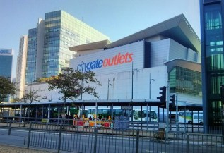 Citygate Outlets dan terminal bus