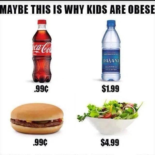 razones para estar gordo