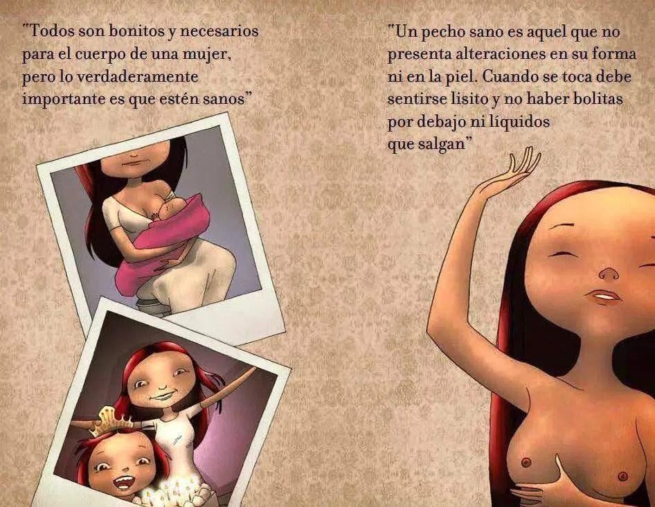 El brasier de mamá 7