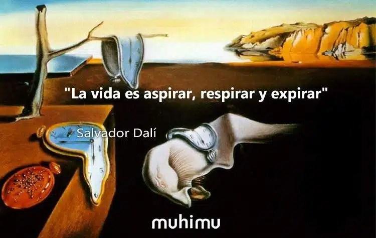 15 Frases De Salvador Dalí Sobre El Tiempo El Arte Y La Vida