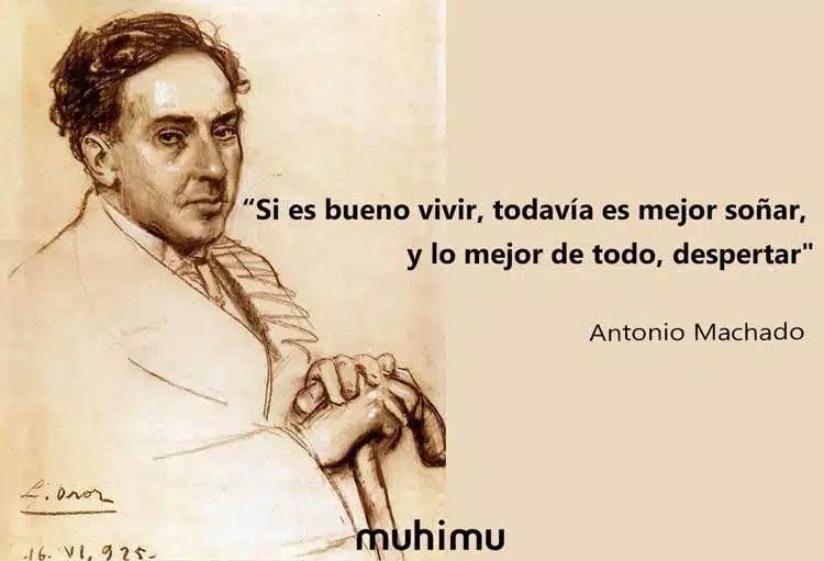 13 Frases De Antonio Machado Que Te Abrirán Nuevos Caminos