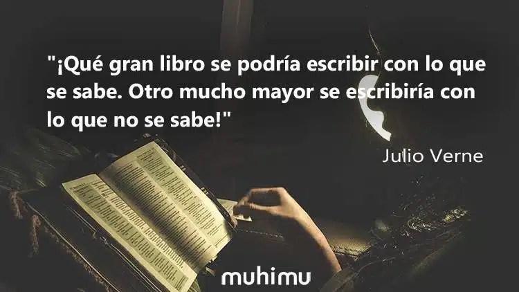 8 Frases De Julio Verne El Visionario Más Importante De La