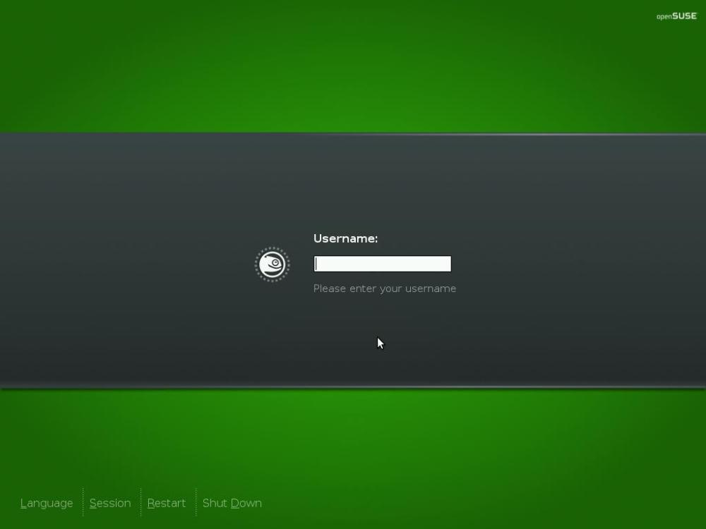 Brief Explanation on Linux Login Screens and How-To Change It (1/2)