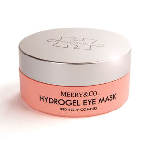 Merry & Co. Hydrogel Eye Mask - Red Berry Complex