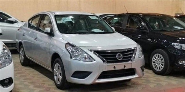 Nissan Sunny 2022.. The price and specifications will be after the last price increase
