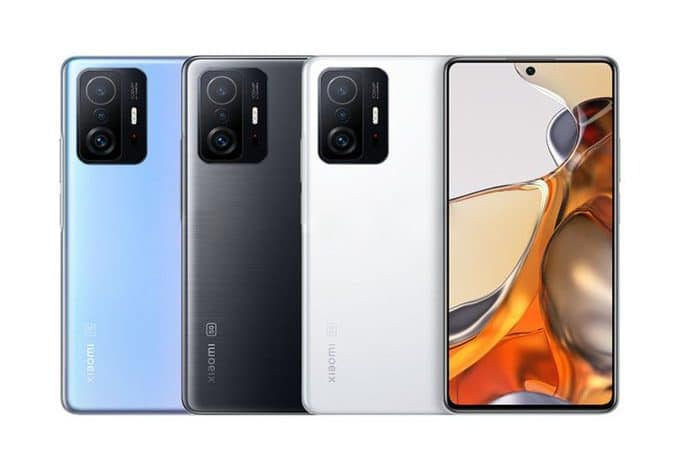 The big one has arrived.. Xiaomi competes with Apple and officially launches the Xiaomi 11T and 11T Pro series