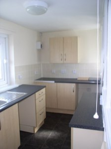 Kitchen and Bathroom Modernisation in Council flats in