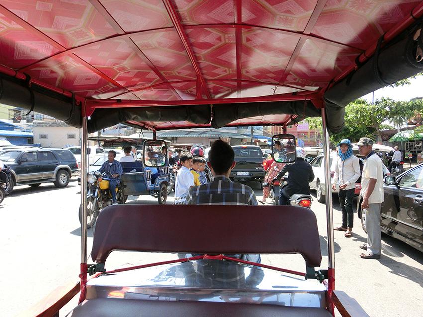 Sihanoukville – Cambodja