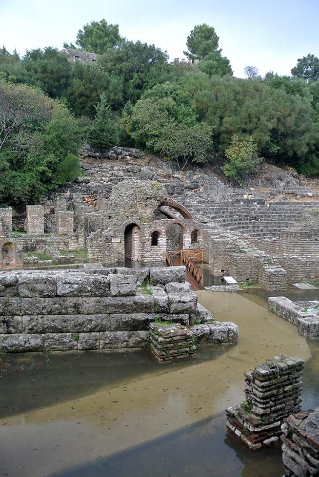 Albanië, eentje voor op het lijstje
