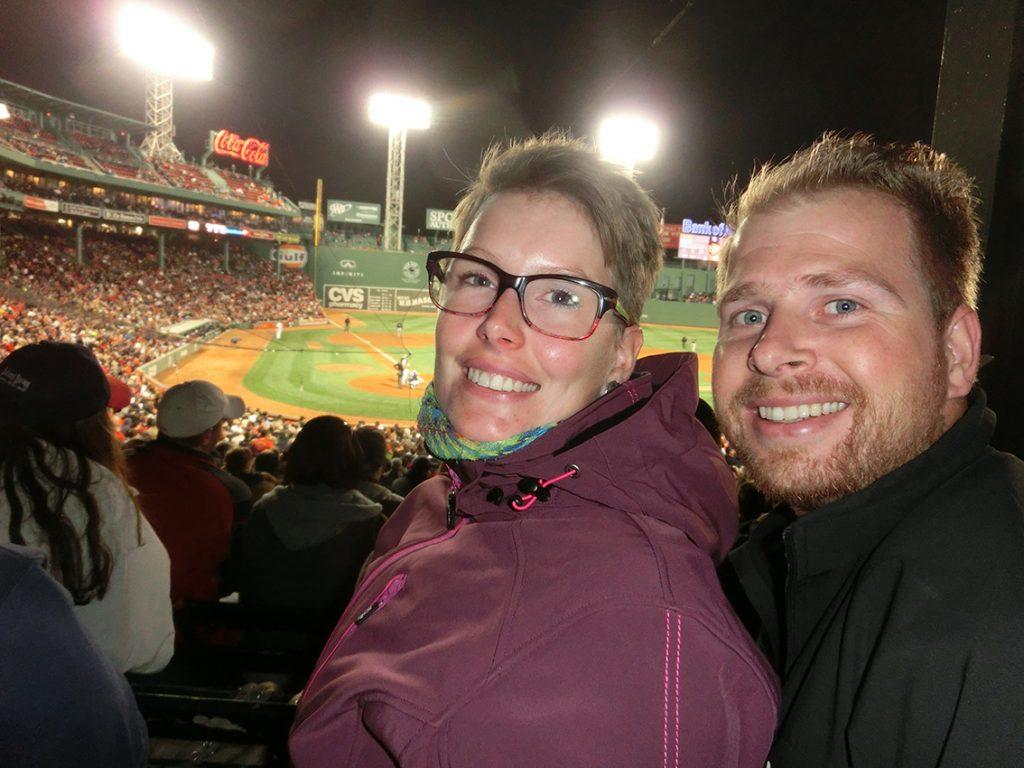 Boston, Take me out to the ballgame.