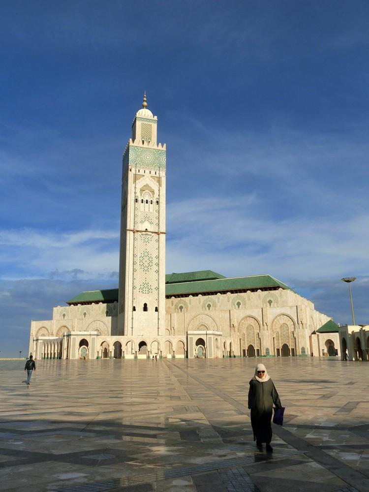 Casablanca, Slechte ervaring.