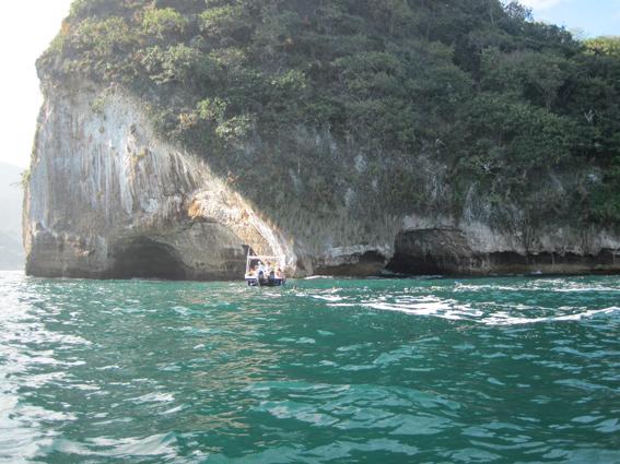 Puerto Vallarta, lekker duiken