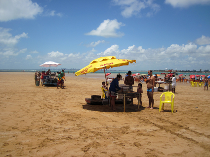 Cabedelo/Joāo Pessoa, Brazilië, een onverwacht strand dagje