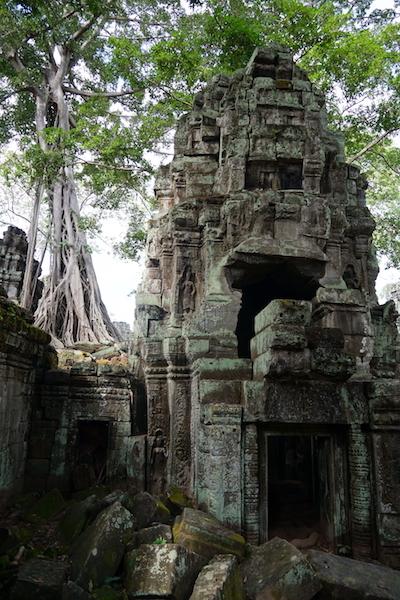 Angkor en zijn tempels, Cambodja